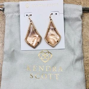 Kendra Scott Rose Gold Earrings
